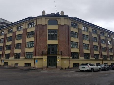 Norges beste møtebooker, Venezu, har kontorer på Alexander Kiellandsplass i Oslo